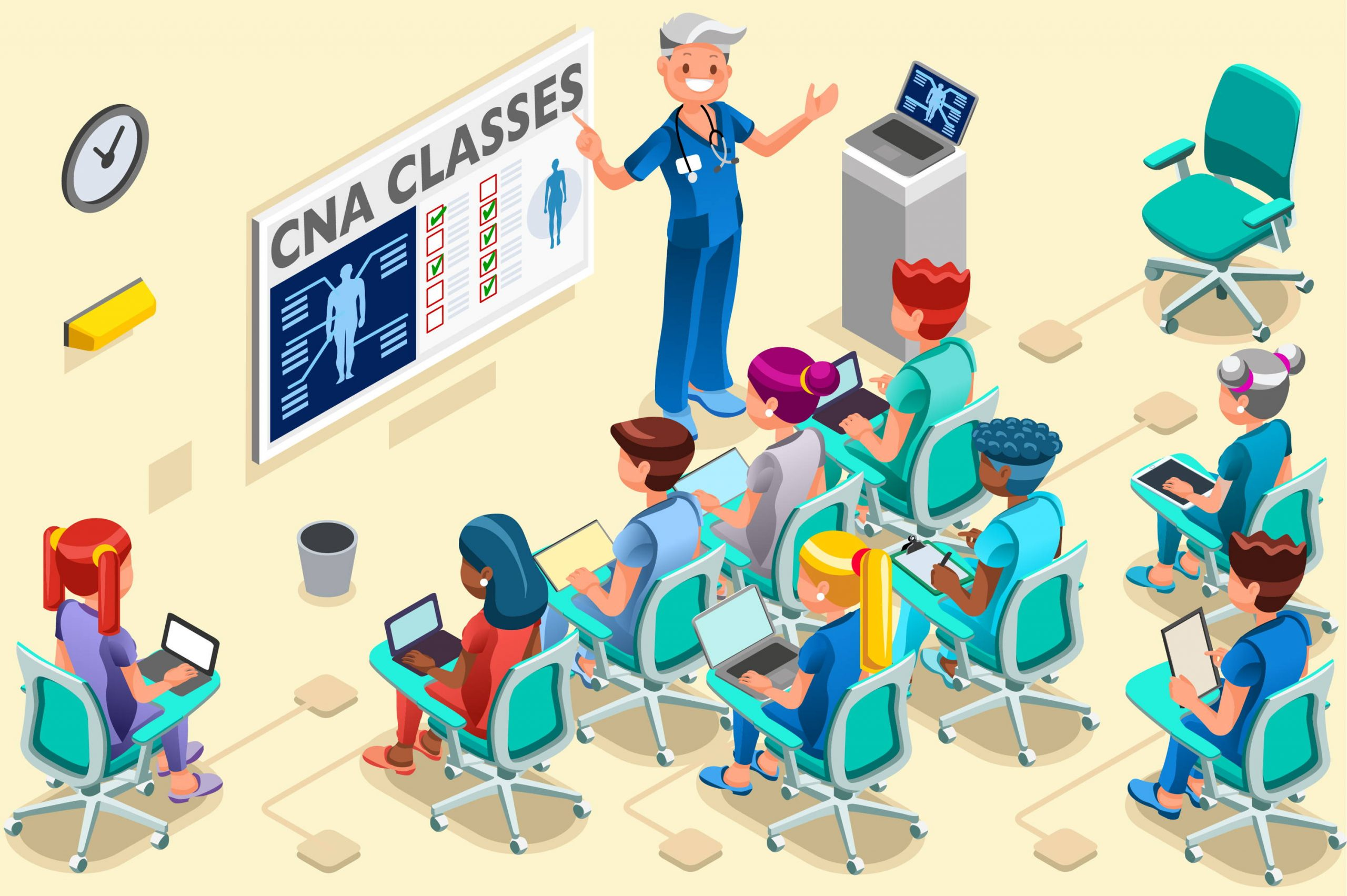 Important Things to Consider on CNA Training